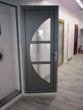 Porte d'entrée HYLLIADE Olympe PVC